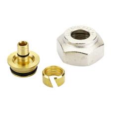 Фитинги для полимерной трубы, D15 x 2,5 Danfoss 013G4147 G ½ A