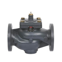 Danfoss VFM 2 065B3501 Регулирующий клапан Ру=16 | ДУ 80 | фланец | Kvs 100, двухходовой