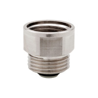Itap 365 3650038 Отсекающий клапан для 362/363/364, 3/8, никелированная латунь