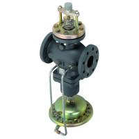 Danfoss AFQM 003G6058 Регулирующий клапан | чугун | Ду100 | Kvs 125м3/ч