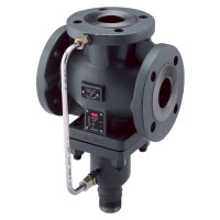 Danfoss VFG 33 065B2613 Клапан регулирующий седельный ДУ 125 | Ру 25 | фланцевый | Kvs, м3/ч: 160 | чугун
