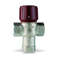 Термостатический смесительный клапан AM61C AQUAMIX Watts 10017418 32-50°С 3/4 BP
