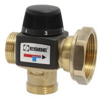 Термостатический смесительный клапан Esbe VTA377 31200200, Ру HP, латунь, Kvs=3.4 с накидной гайкой для котла