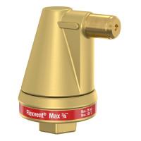 Воздухоотводчик автоматический Flamco Flexvent Max 28550 3/4, для высокого давления