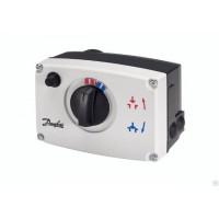 Danfoss электропривод AME 33 082G3018 редукторный, 24В, приводное усилие 450Н