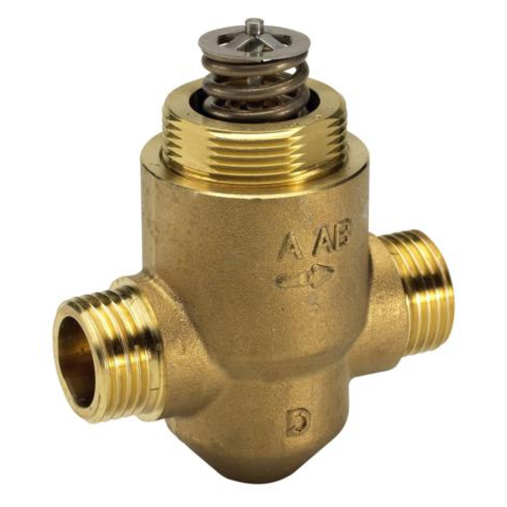 Регулирующий клапан Danfoss VZ 2 065Z5313 ДУ15 двухходовой для вент. установок, Kvs=1