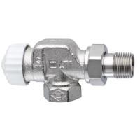 Термостатический клапан для радиатора Heimeier V-exact II 3710-02.000 1/2 осевой ДУ15