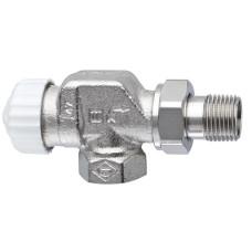 Клапан термостатический с преднастройкой Heimeier V-exact II с преднастройкой 3710-02.000 ДУ15 1/2 осевой
