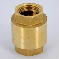 Обратный клапан Itap York 103 3/4' пружинный, пластиковый затвор