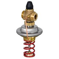 Регулятор перепада давления на обратном трубопроводе Danfoss AVPQ 003H6543 ДУ25, Ру: 25 Kvs= 8, диап. настройки расхода: 0,2–3,5