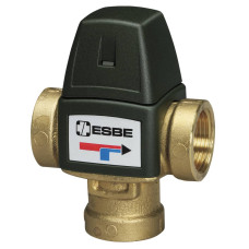 Термостатический смесительный клапан Esbe VTA321 31100700, Ру 10 BP, латунь, Kvs=1.6