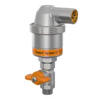 Воздухоотводчик автоматический Flamco Flexvent Top Solar 28505 3/8, для гелиотермических систем
