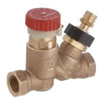 Клапан балансировочный термостатический Broen Thermo 84530030-000008 ДУ 20 G ¾, Ру, бар: 10