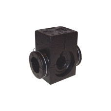 Теплоизоляционные скорлупы из стиропора ЕРР (120 °С) для Danfoss CDT, CNT ДУ40 003L8139