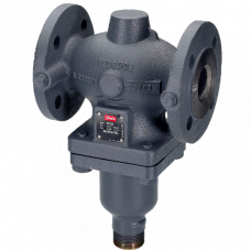 Danfoss VFGS 2 065B2446 Клапан регулирующий универсальный ДУ 32   Ру 25   фланцевый   Kvs, м3/ч: 44120   чугун