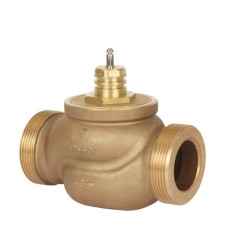 Регулирующий клапан Danfoss VRB 2 065Z0180 ДУ50, бронза, наружная резьба, Kvs=40