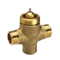 Регулирующий клапан Danfoss VZL2 065Z2070 ДУ15 двухходовой для вент. установок, Kvs=0.25 ход штока 2,8 мм