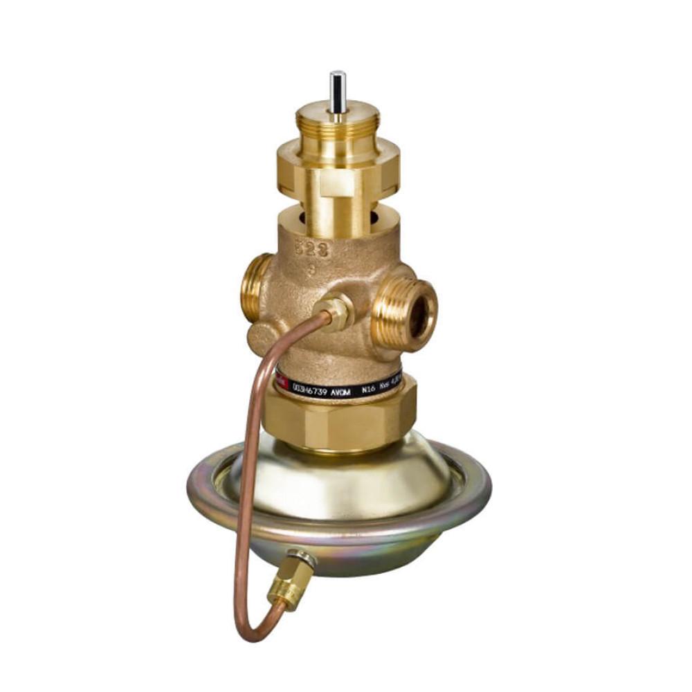 Danfoss AVQM 003H6737 Клапан регулирующий комбинированный DN 15