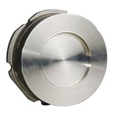 Обратный клапан Tecofi межфланцевый СA6460-0025 пружинный ДУ25 нержавеющая сталь