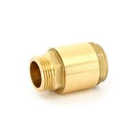 Обратный клапан Uni-Fitt HB 224G4000 1 пружинный, металлический затвор