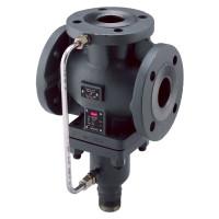 Клапан регулирующий Danfoss VFG 33 065B2605 разгруженный по давлению, ДУ125, Ру 16, Kvs=160, чугун, фланец