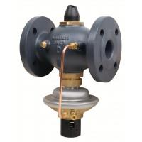 Danfoss AVPQ 003H6566 Регуляторы перепада давления с автоматическим ограничением расхода, ДУ 32, Ру, бар: 25 Kvs, м3/ч: 12.5, диап. настройки расхода: 0,4–8,0, ст. арт. 003H0233