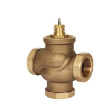 Регулирующий клапан Danfoss VRB3 065Z0215 ДУ15, бронза, резьбовой, Kvs=4, трехходовой
