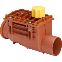 Канализационный обратный клапан Viega 136 192 Grundfix B, DN100
