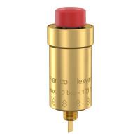 Воздухоотводчик автоматический Flamco Flexvent 27775 1/8 с запорным клапаном