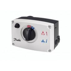 Электропривод для клапана Danfoss ARV 153 082G6011 редукторный, 230В, приводное усилие 450Н