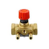 Ручной балансировочный клапан ASV-I Danfoss 003L7644 ДУ32, Rp 1¼, Kvs=6.3 латунь, (USV-I)