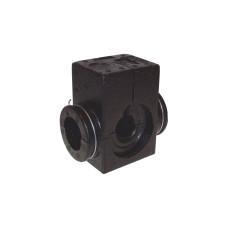 Теплоизоляционные скорлупы из стиропора ЕРР (120 °С) для Danfoss CDT, CNT ДУ50 003L8138