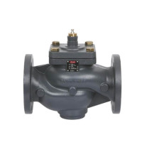 Danfoss VFM 2 065B3054 Регулирующий клапан Ру=25 | ДУ 15 | фланец | Kvs 1.6, двухходовой, ст. арт. 065B2054
