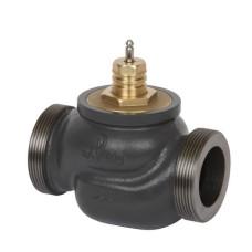 Регулирующий клапан Danfoss VRG 2 065Z0131 ДУ15, чугунный, наружная резьба, Kvs=0.63