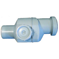 HL4 Обратный клапан для канализации DN50