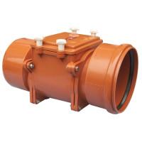 HL HL720 DN200 Механический магистральный канализационный затвор с заслонкой из нержавеющей стали