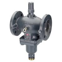 Danfoss VFQ 2 065B2676 Регулирующий клапан для AFQ, Ду 125 | Ру, бар: 25 | Kvs: 160, чугун, фланцевый