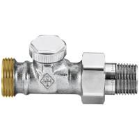 Клапан радиаторный запорный IMI Heimeier Regutec 0366-02.000 прямой ДУ15 3/4 бронза HP
