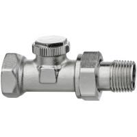Клапан радиаторный запорный IMI Heimeier Regutec F 0332-03.000 прямой ДУ20 3/4