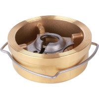 Обратный клапан Tecofi межфланцевый CA7441-0040 Ду40 латунь