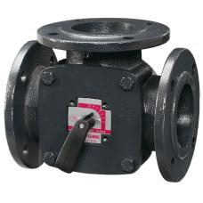 Трехходовой смесительный клапан Esbe 3F 11101200 ДУ100, Ру 10