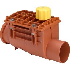 Канализационный обратный клапан, Viega Grundfix B 136 192 DN150 канализационный обратный клапан для системы канализации, клапан для трубы