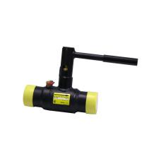 Ручной балансировочный клапан без дренажа Broen Ballorex Ventury FODRV 3947000-606005 ДУ65 РУ16, под приварку