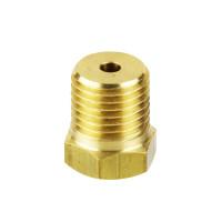 Адаптер для присоединения импульсной трубки Danfoss APT/APF G 1/16 к другим запорным клапанам c отверстиями R 1/4 003L8151