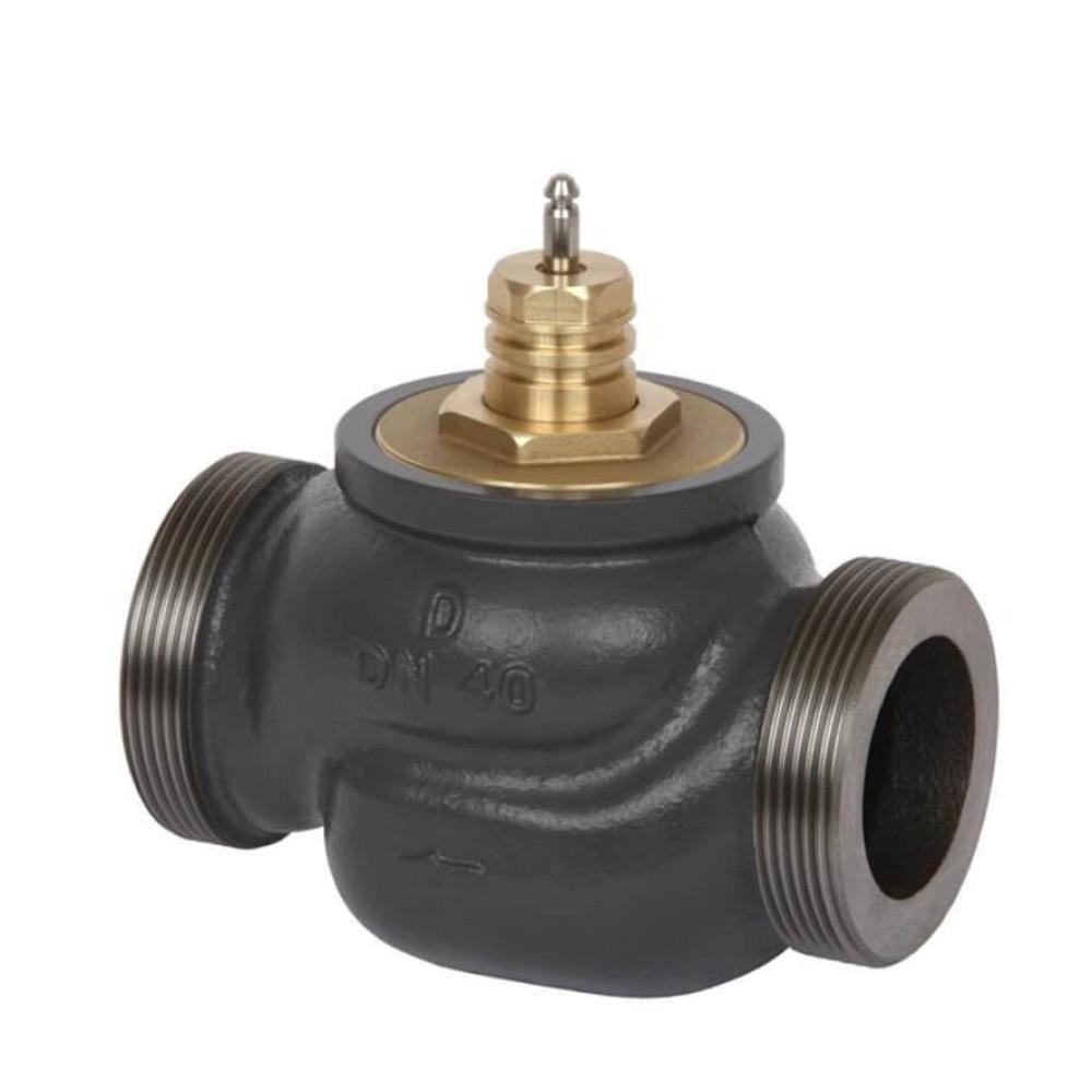 Регулирующий клапан Danfoss VRG 2 065Z0132 ДУ15, чугунный, наружная резьба, Kvs=1