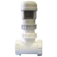 Воздушный клапан HL904T DN40 с Т-образным соединением DN40