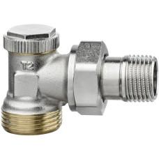 Клапан радиаторный запорный IMI Heimeier Regutec F 0333-02.000 угловой ДУ15 3/4 HP
