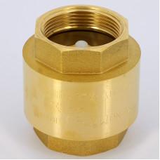 Обратный клапан Itap York 103 11/2' пружинный, пластиковый затвор