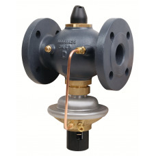 Регулятор перепада давления на обратном трубопроводе Danfoss AVPQ 003H6568 ДУ50, Ру: 25 Kvs= 25, диап. настройки расхода: 0,8–12,0