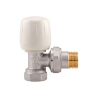 Ручной регулирующий клапан угловой, тип 394, Itap 3940012 1/2 ДУ 15